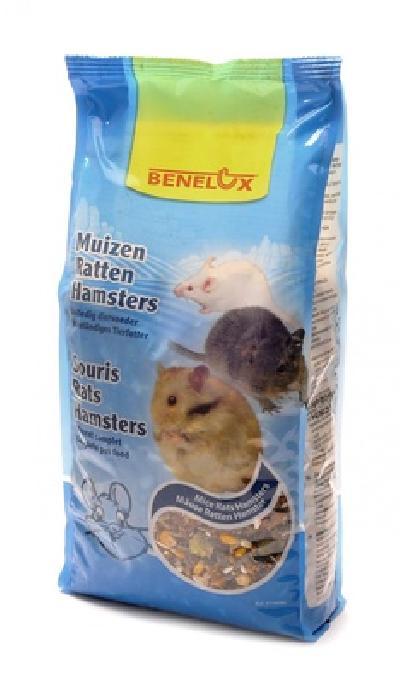 Benelux корма Корм для мышей, хомяков и  крыс (Mixture for mice ) 3110086, 1,500 кг, 31503, 5000100479