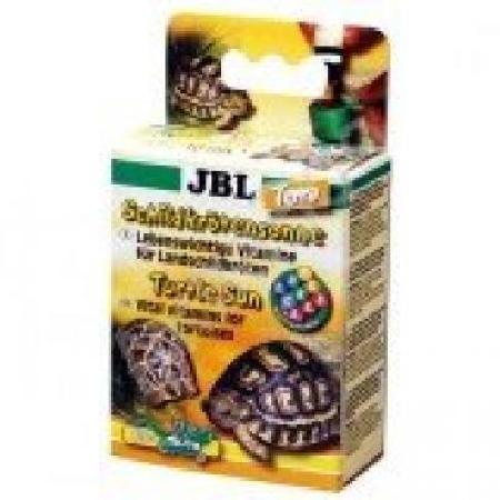 [282.7044200]  JBL Мультивит. препарат д/сухопутных черепах, 10 мл. (уп-60шт) , 282.7044200, 500100480