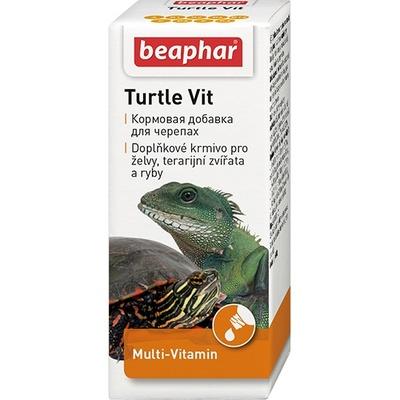 Beaphar Витамины д/черепах Turtle Vitamine 20мл, 0,082 кг, 900100480