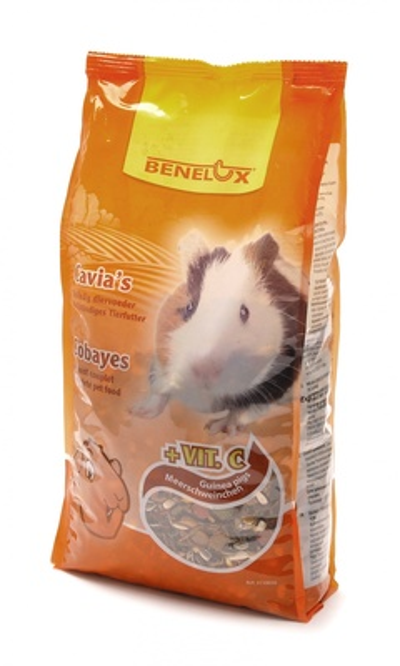 Benelux корма Корм для морских свинок (Mixture for guinea pigs) 3110022, 4,000 кг, 31495