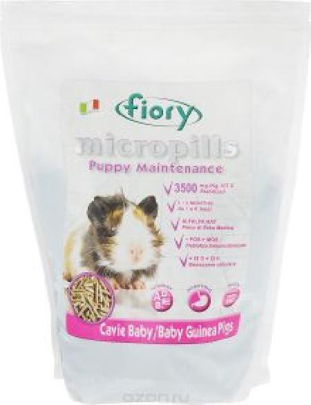 Fiory Micropills Baby Guinea Pigs корм для морских свинок 1-6 мес 2 кг
