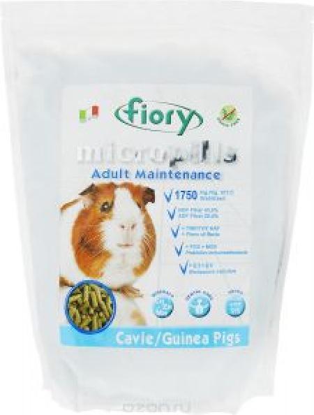 Fiory Micropills Guinea Pigs корм для морских свинок 2 кг