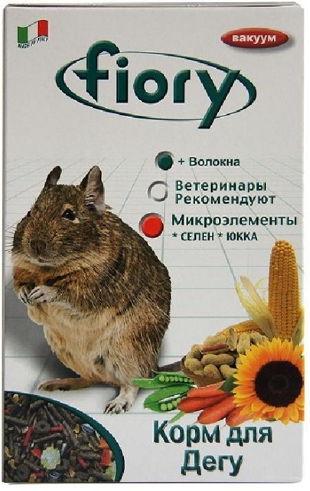 Fiory Deggy корм для дегу 800 гр