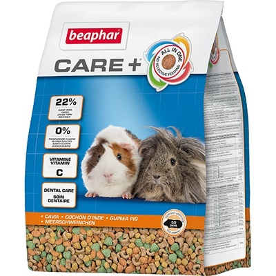Care+  корм для морских свинок 1,5кг