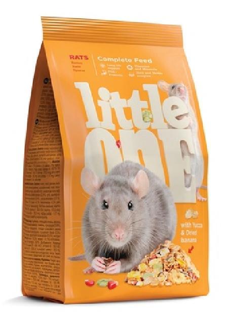 Little One Корм для крыс, 0,900 кг