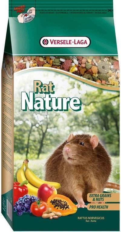 Versele-Laga Nature корм для крыс 750 гр