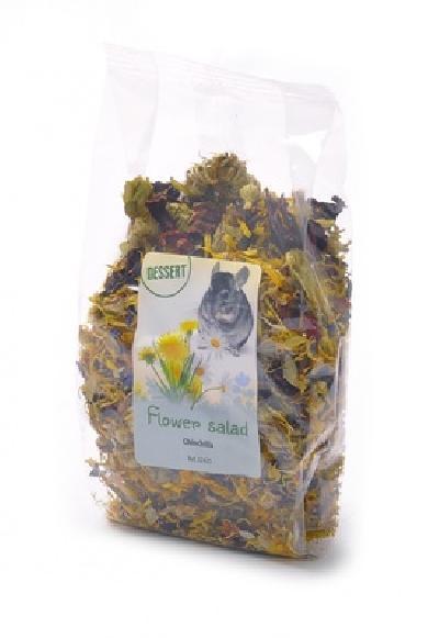 Benelux корма Цветочный десерт для шиншилл и других грызунов (Bnl Flower Salad  chinchilla Dessert) 32425, 0,050 кг, 31435