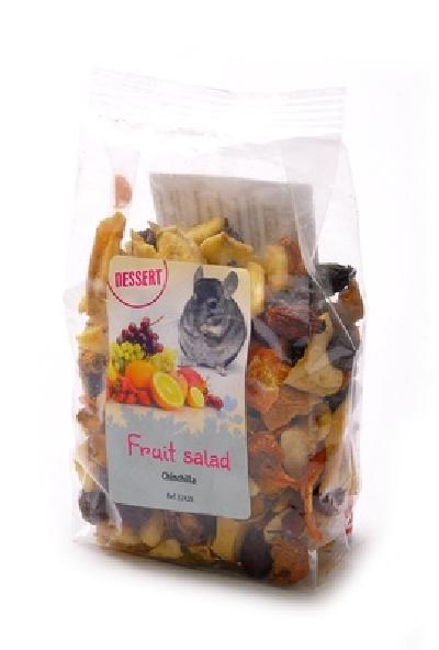 Benelux корма Фруктовый корм для шиншилл и других видов грызунов Фруктовый салат (Bnl Fruit Salad (chinchilla)) 32428, 0,050 кг