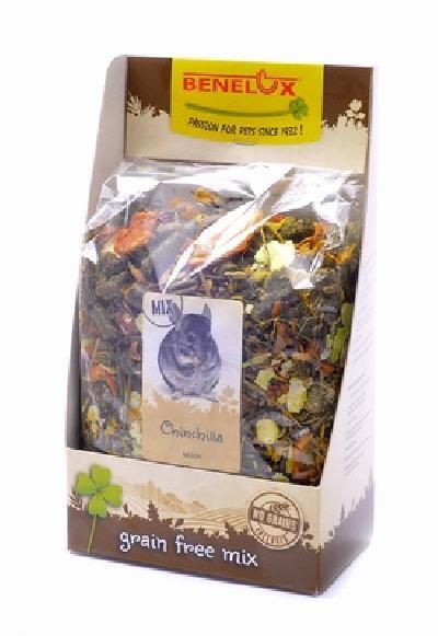 Benelux корма Беззерновой корм для шиншилл (Bnl Grain Free chinchilla ) 32321, 0,650 кг