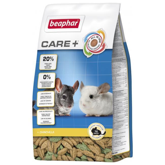 Beaphar Care+ корм для шиншилл 250 гр
