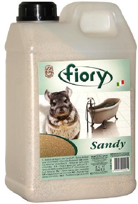 Fiory Sandy песок для шиншилл 1,3 кг