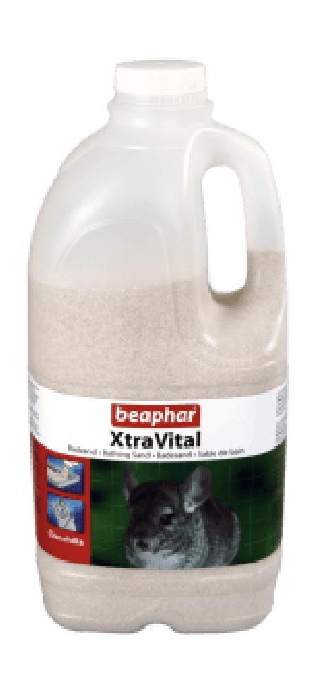 Beaphar XtraVital песок для шиншилл 2 л