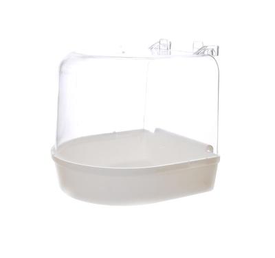 Benelux аксессуары ВИА Ванночка для птиц классическая 12*11*12 см (Bird bath classic 12x11x12 cm) 14401, 0,100 кг, 50692, 1800100488
