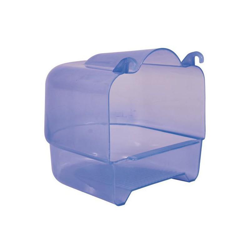 54032 Купалка 15x16*17см, голубойпрозрачный пластик, 2300100488