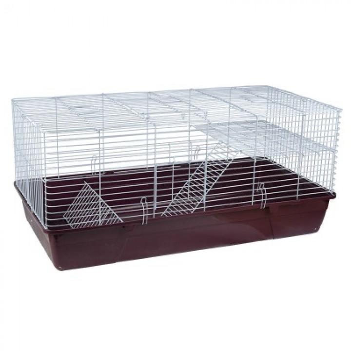 2211SY K Клетка для кроликов 101,5х51х45см  (н/ан), 40691014