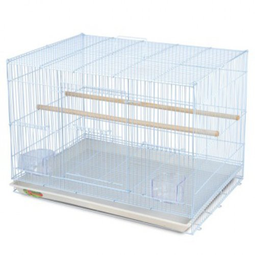 504 К Клетка для птиц 76х46х45,5см (н/ан), 50691023