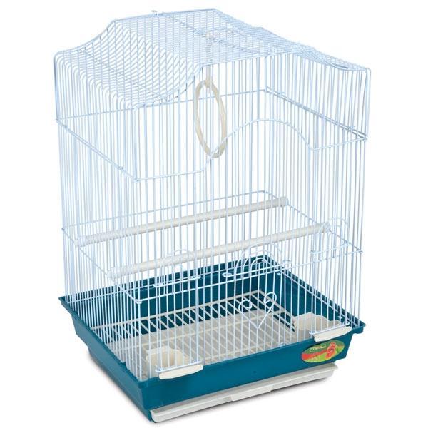 Аренда: 3112 K Клетка для птиц 34,5х28х50см (ан: А4002)