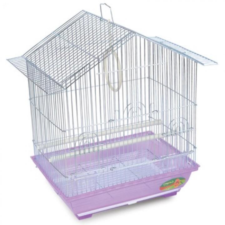 1601 Z Клетка для птиц 34,5х26х44см (ан: А4001), 50671002