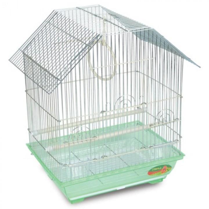 1608 Z Клетка для птиц 34,5х26х44см (ан: А4007), 50671003