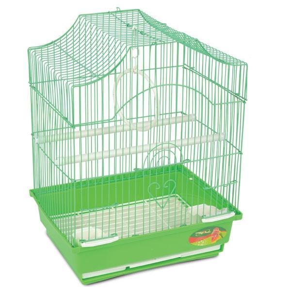 1002 К Клетка для птиц 30х23х39см (ан: 2112)