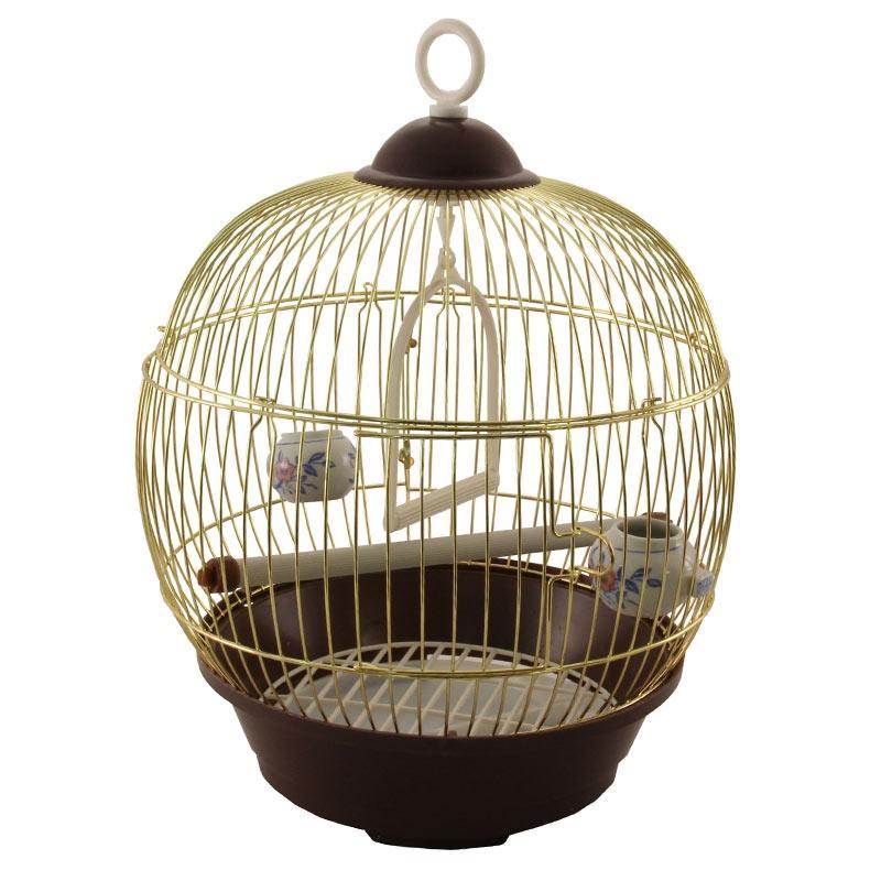 23В G Kлетка для птиц d23, h36,5см (н/ан), 50611014
