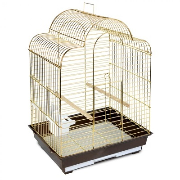 1301 G Клетка для птиц 52х41х71см (ан: 800-1), 50611008