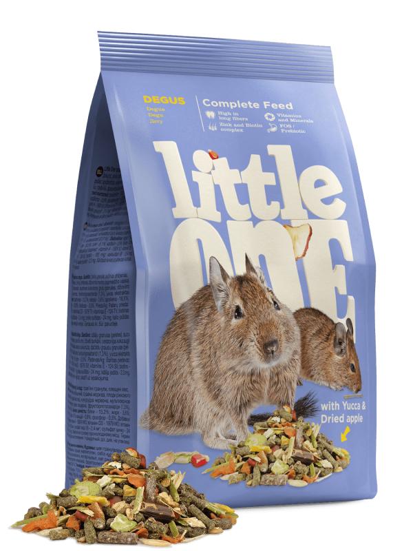 Little One корм ддегу 15 кг мешок