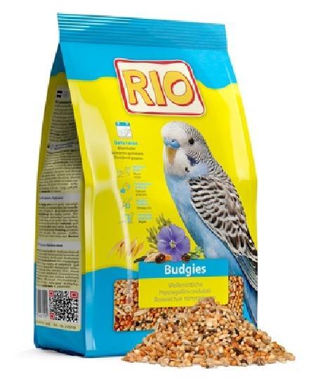 Рио ВИА см артикул 35198 Для волнистых попугаев, 25 кг, 40029