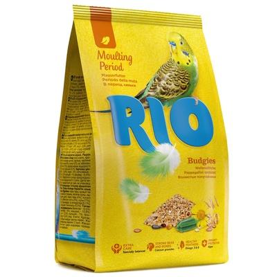 Рио Для волнистых попугаев во время линьки, 0,500 кг