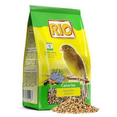 RIO корм дканареек 1 кг