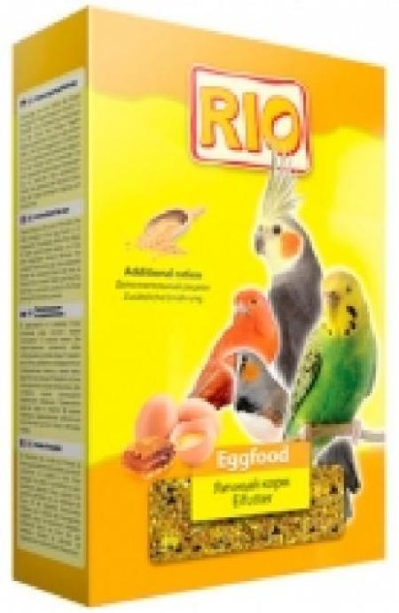 Rio корм для птиц, яичный 350 гр