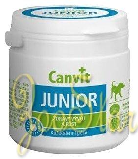 Canvit ВИА Витамины для щенков и молодых собак, таб. (Junior), 0,25 кг, 14970