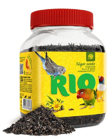Rio Абиссинский нуг лакомство для всех видов птиц 250 гр