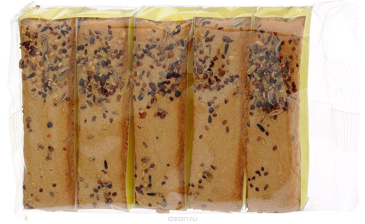 RIO Бисквиты дптиц с полезными семенами коробка 5*7 гр