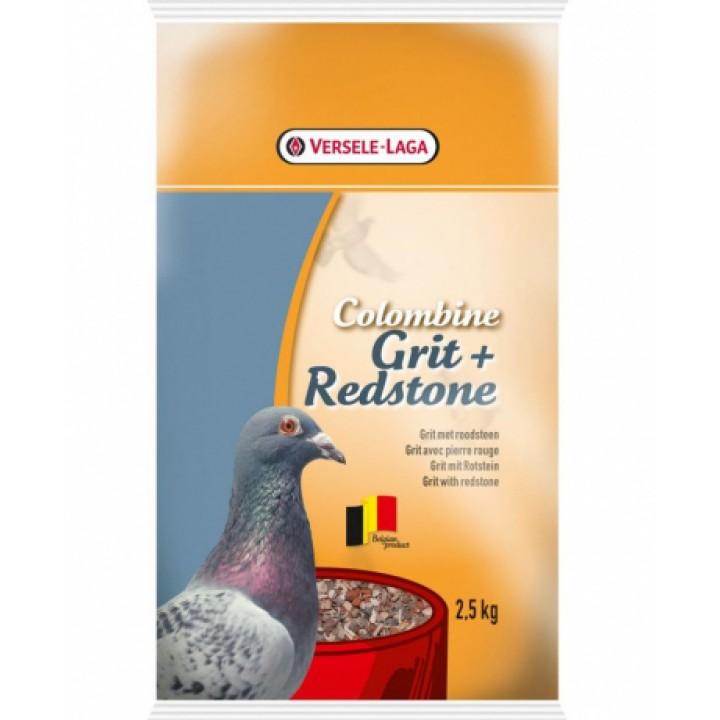 [271.14.412320]  Versele-Laga  Grit+Redstone 2,5 кг  песок+красный камень  д/голубей (уп-6 шт), 271.14.412320
