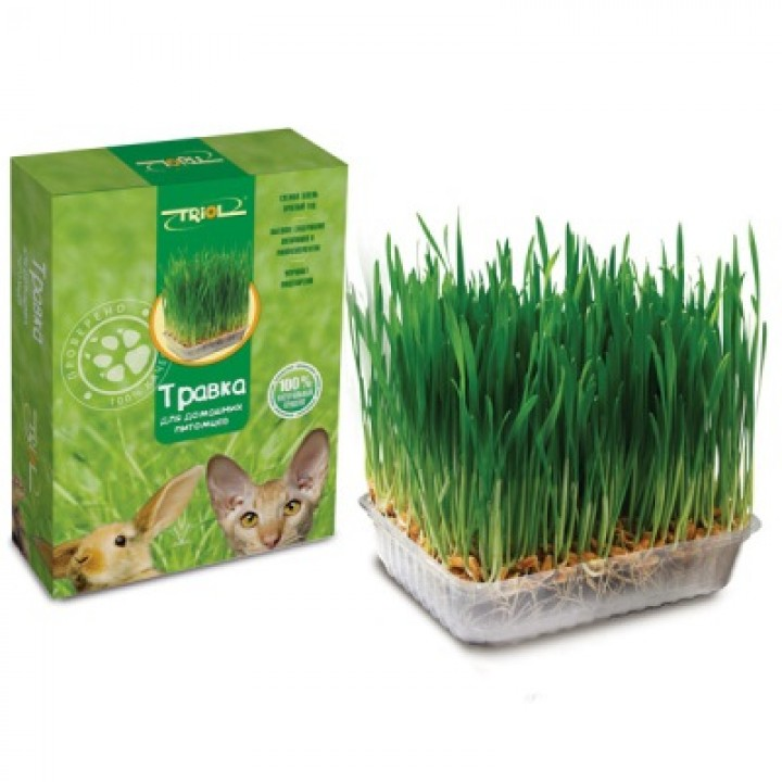 Triol травка для животных 70 гр