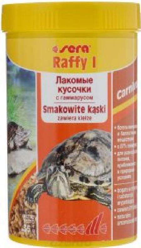 Raffy I 250 мл. корм дрептилий. 16