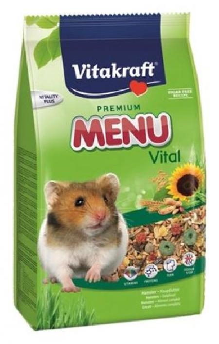 Vitakraft основной корм для хомяков 400 гр, 5100100479