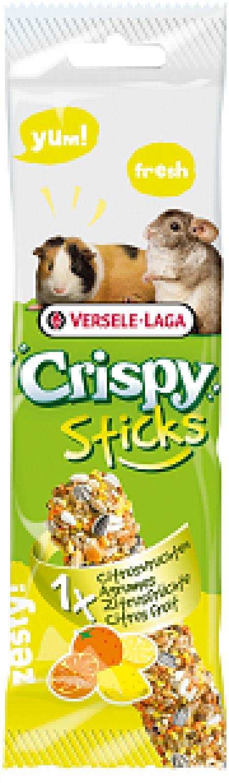 Versele-Laga Crispy палочка для морских свинок и шиншилл, с цитрусовыми 55 гр