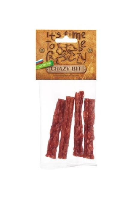TiTBiT Crazy Bit Воздушные палочки с говядиной (для мелких собак) 012079/15070, 0,011 кг, 34758
