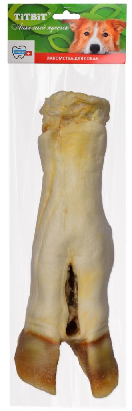 TITBIT нога говяжья малая, мягкая упаковка 3062