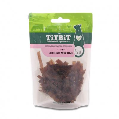 Titbit Вымя говяжье мини лакомство для собак 40 гр
