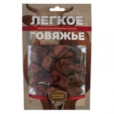 Деревенские Лакомства Легкое говяжье лакомство для собак 50 гр
