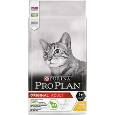 Purina Pro Plan Для взрослых кошек с курицей и рисом (Adult Chicken&Rice) - 12172066/12369534, 0,1 кг