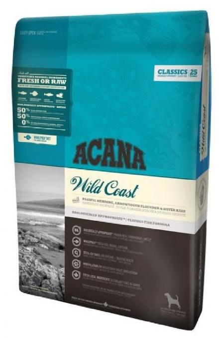 Acana Classics корм для взрослых собак всех пород, рыба 11,4 кг