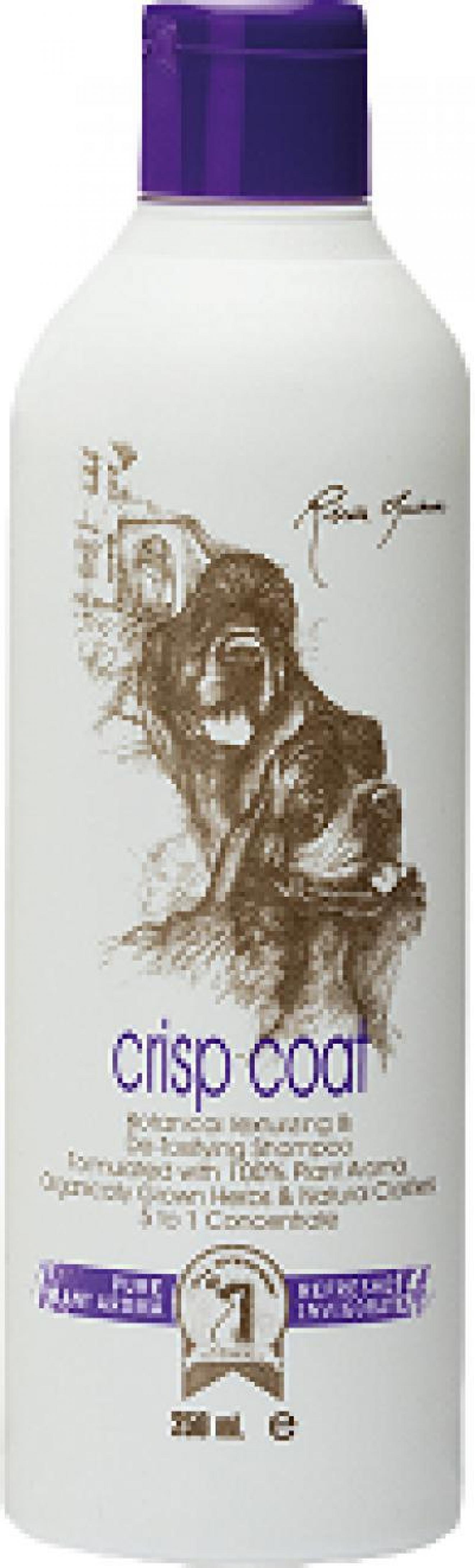 1 All Systems Crisp coat Shampoo шампунь для жесткой шерсти 250 мл, 00301