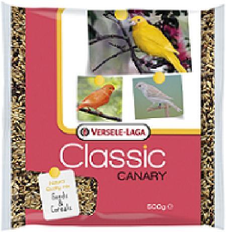 Versele-Laga Classic корм для канареек 500 гр
