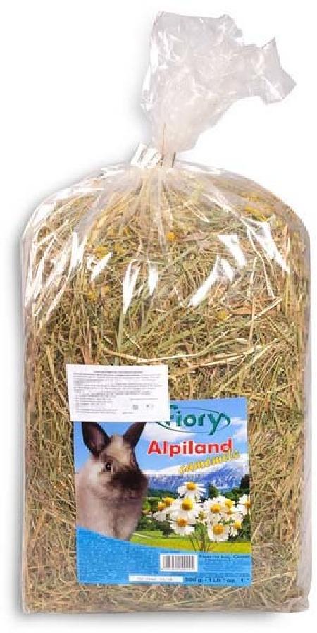 Fiory Alpiland Camomile сено альпийское, с ромашкой 500 гр