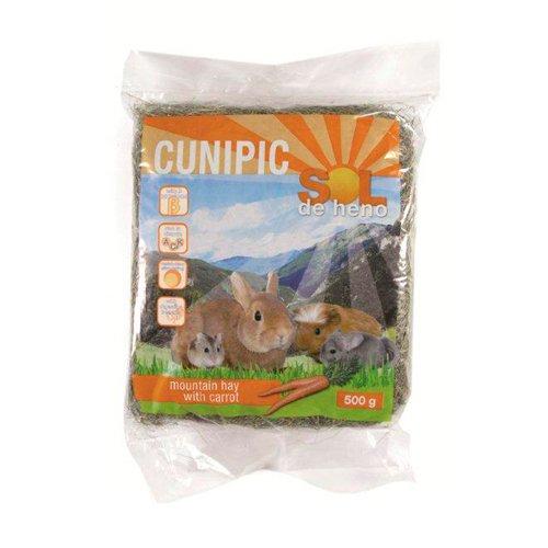 CUNIPIC  ## 50% ##  Сено горное с морковью 500г with Carrot <SOL3>***, 583-343