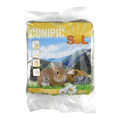 CUNIPIC  ## 50% ##  Сено горное с ромашкой 500г with Camomille <SOL4>***, 583-350